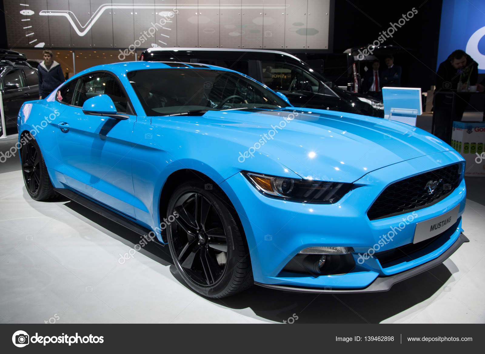 Ford mustang car stock editorial photo foto vdw 139462898