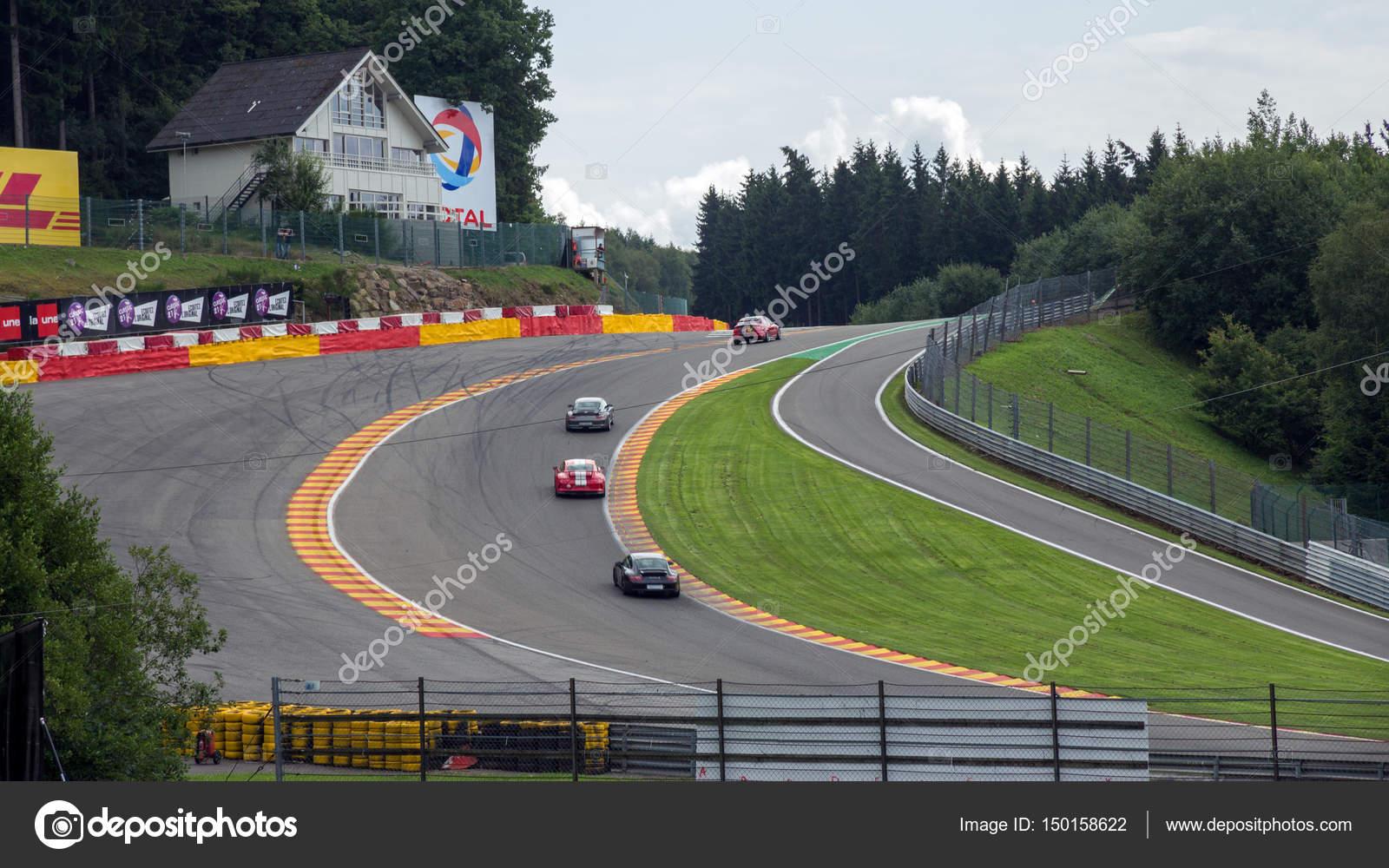 Circuito De Spa Francorchamps : Spa francorchamps race circuit belgium u2014 foto editorial de stock