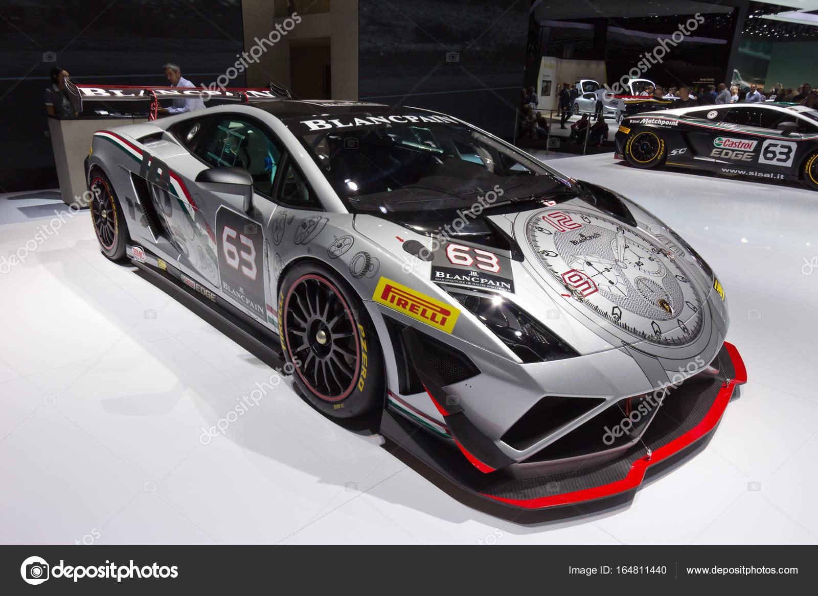 Lamborghini Gallardo Lp570 4 Squadra Corse Stock Editorial Photo