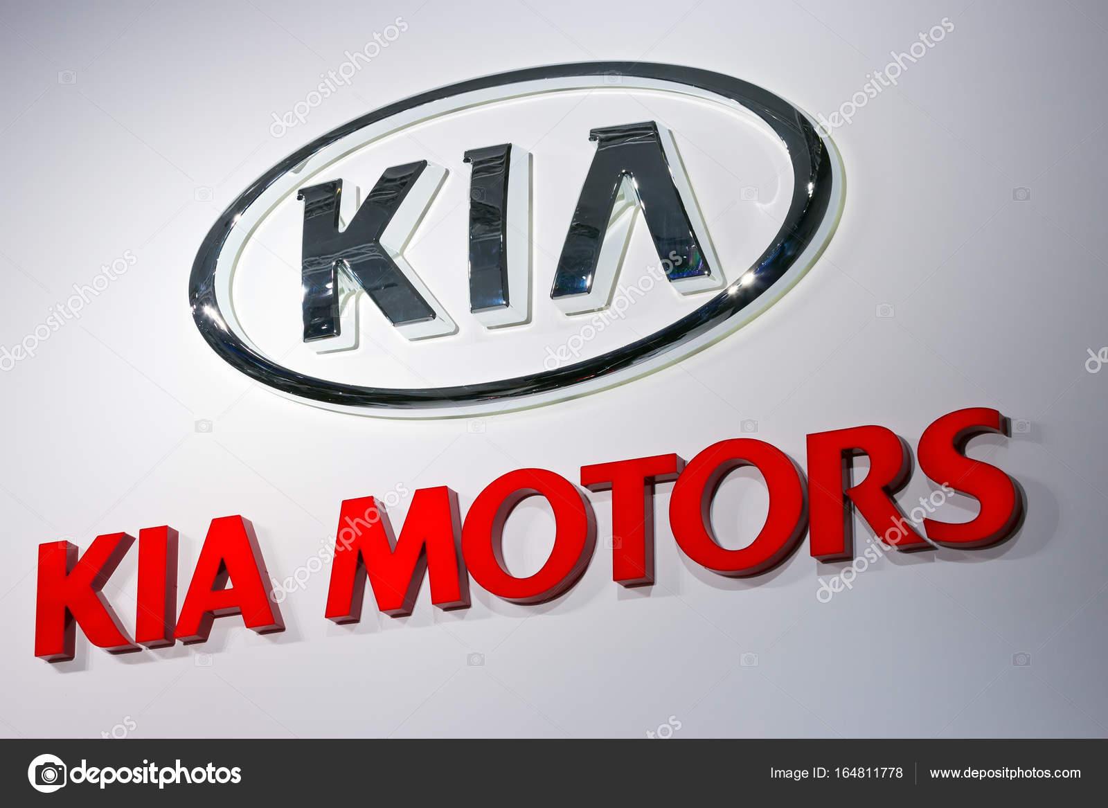 Kia motors symbol stock editorial photo foto vdw 164811778 kia motors symbol stock photo biocorpaavc Image collections
