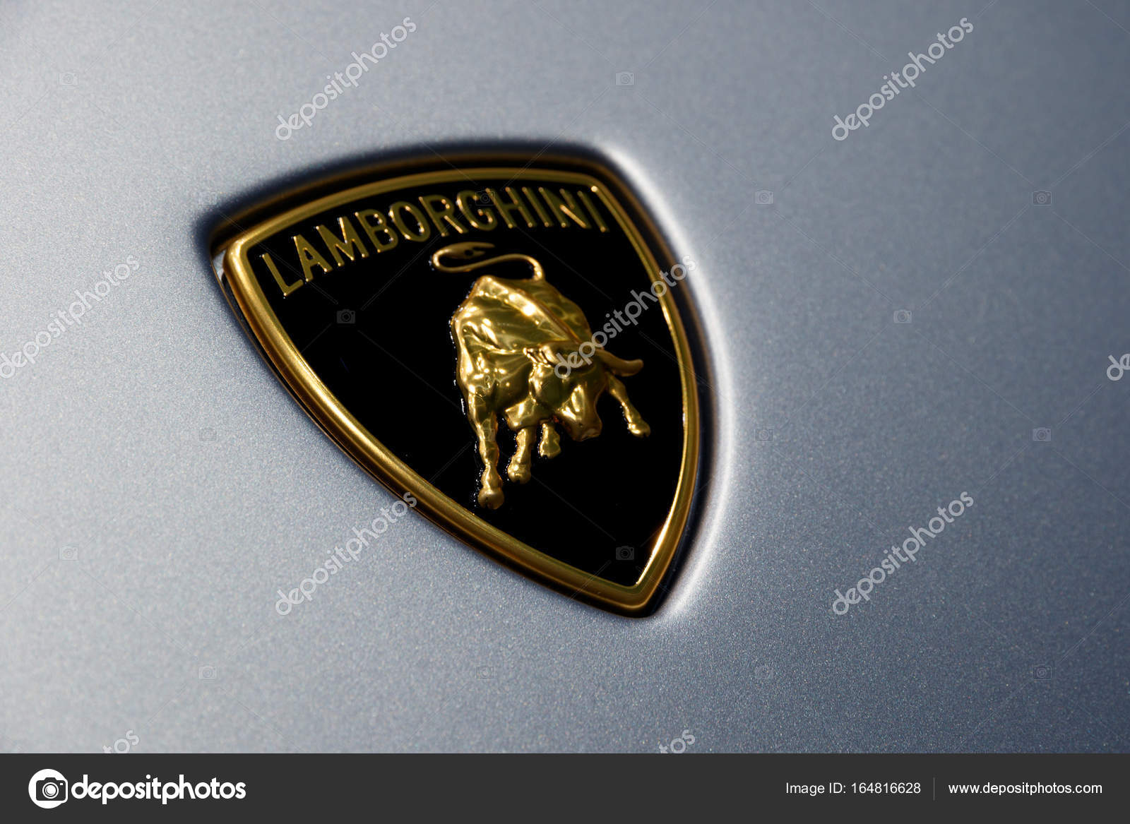 Lamborghini Car Sign Stock Editorial Photo C Foto Vdw 164816628