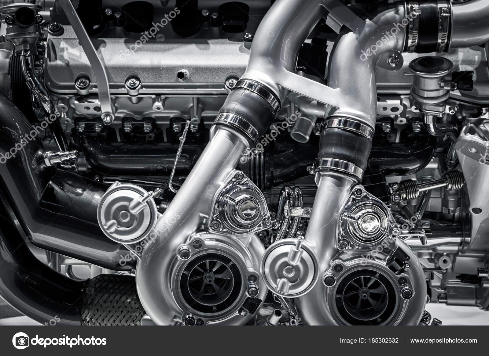 Mechanik-Automotor — Stockfoto © Foto-VDW #185302632