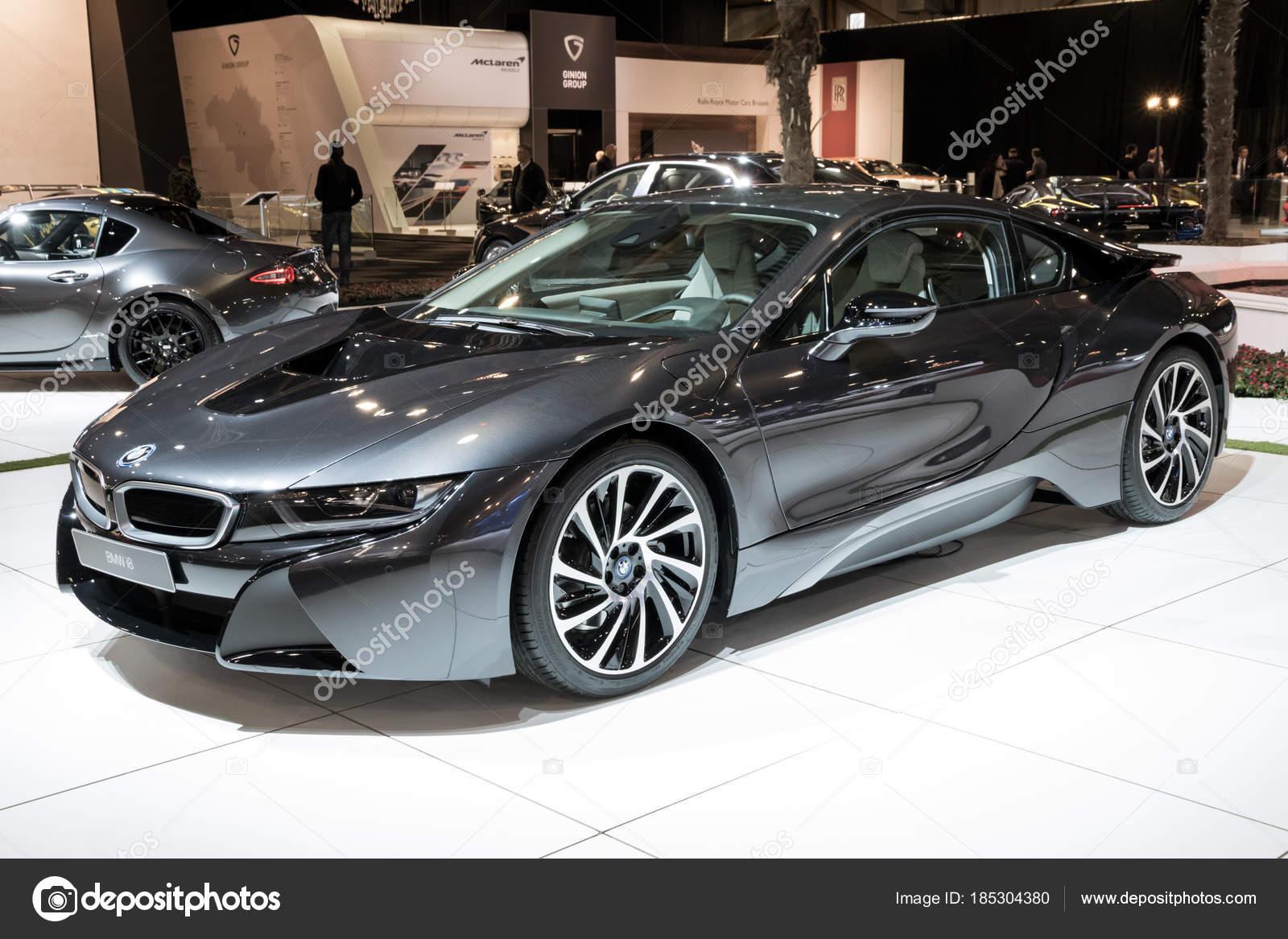 Bmw I8 Electric Sports Car Stock Editorial Photo C Foto Vdw 185304380