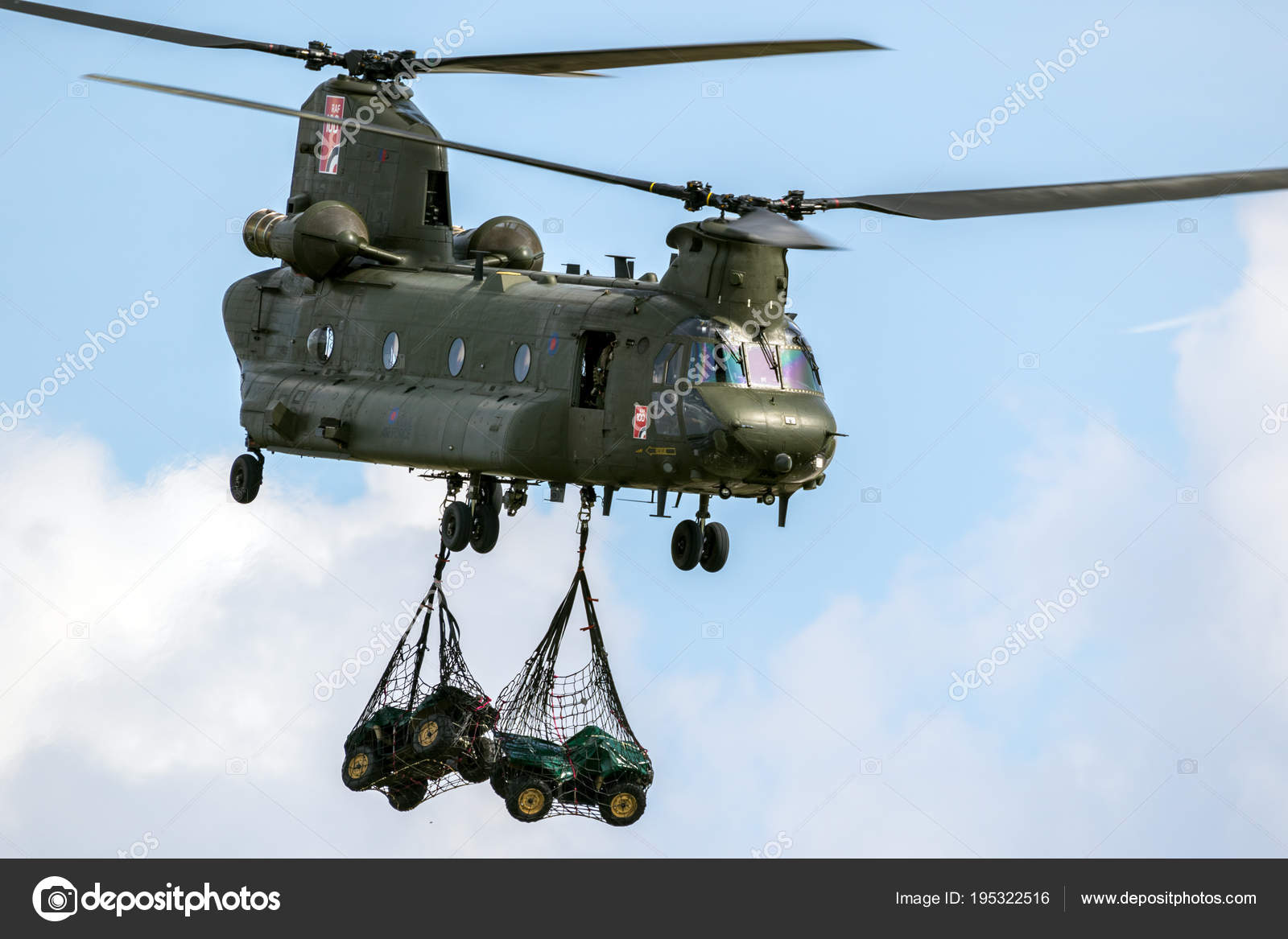 Elicottero Ch : Royal air force ch chinook elicottero u foto editoriale stock