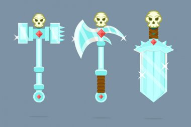 Fantasy Weapons set