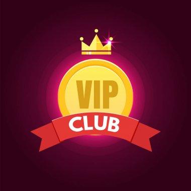 VIP club logo