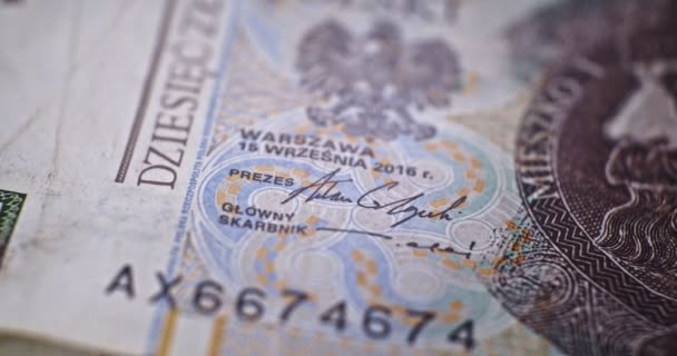 10 PLN Deatails CloseUp EU currency