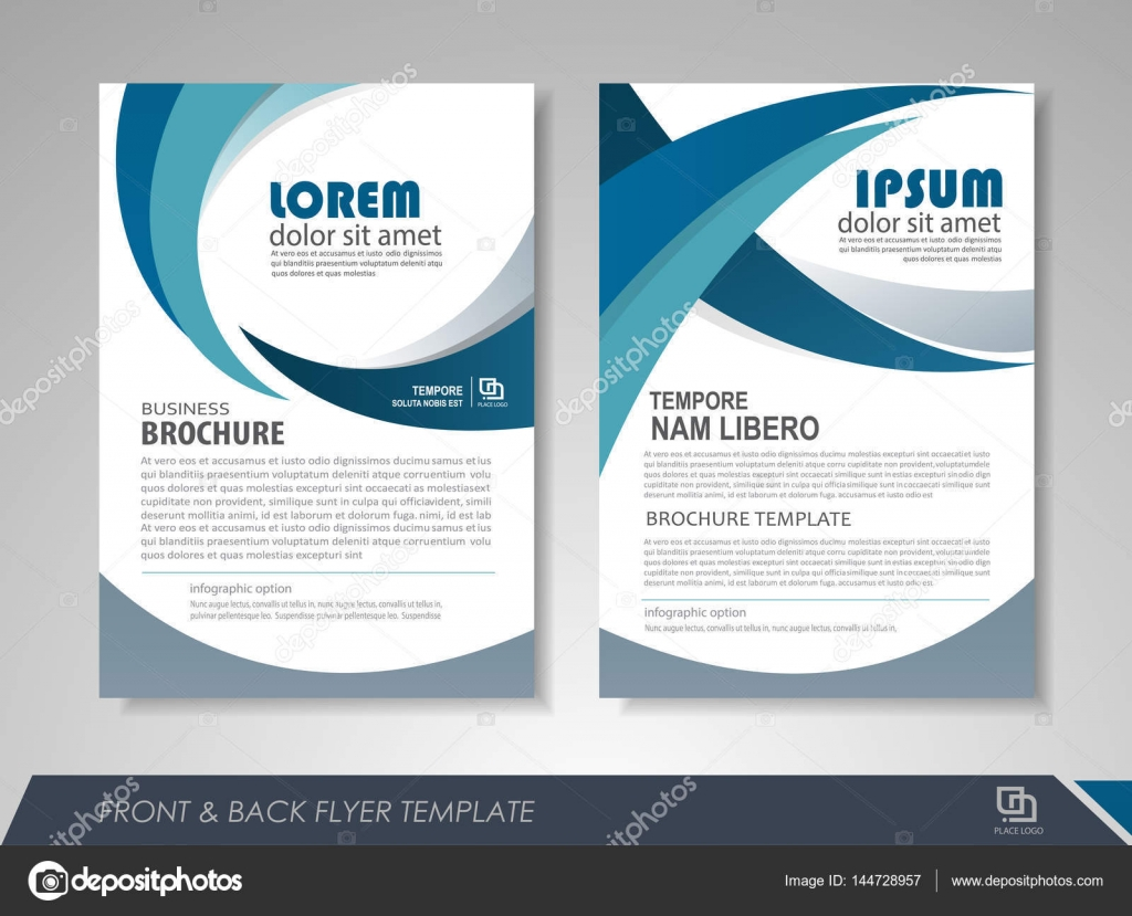 Poster Design Template | Business Poster Design Template Stockvektor C Stekloduv 144728957