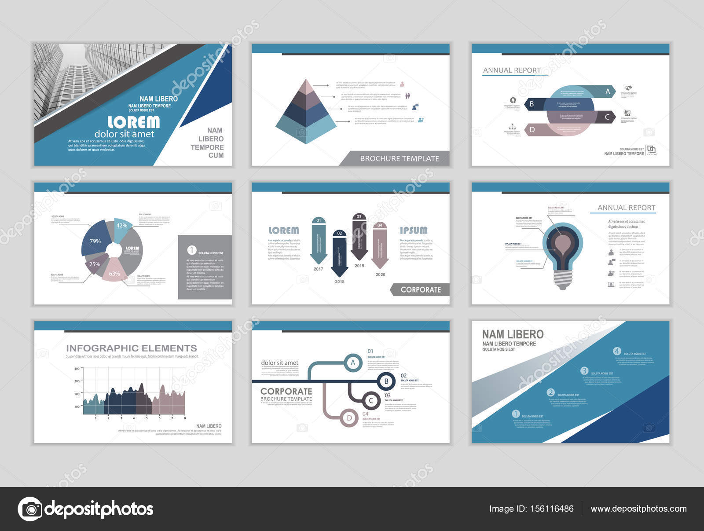 Infographic Resume Template Stock Vector C Stekloduv 156116486