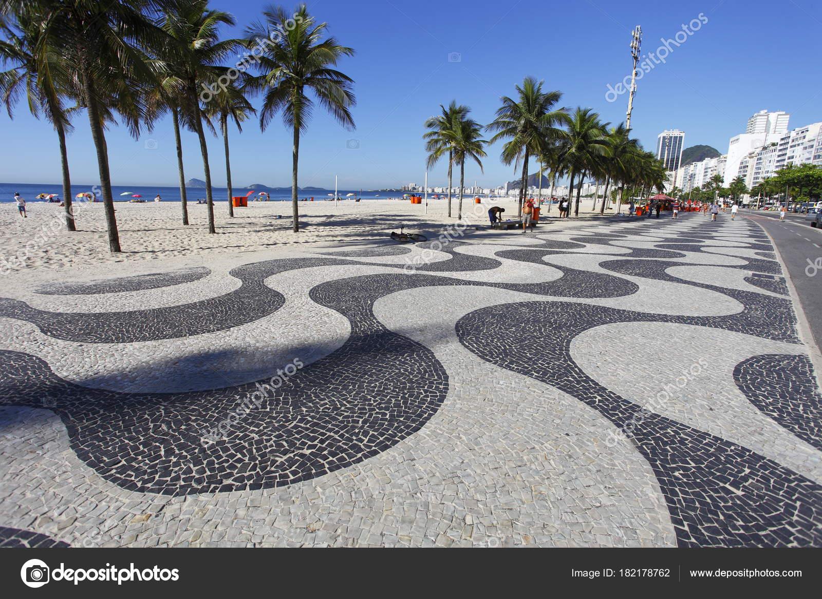 ブラジル ジャネイロのコパカバ...