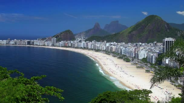 Rio de Janeiro, the main tourist attraction in Brazil