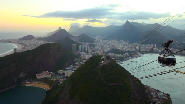 Sugar Loaf in Rio de Janeiro at daytime