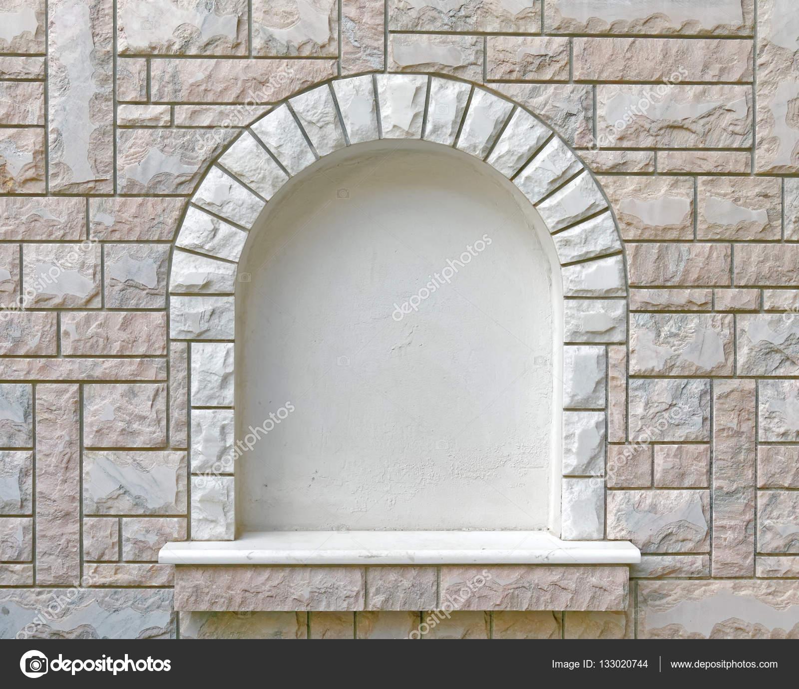 marco arco mármol — Fotos de Stock © DimitriosP #133020744