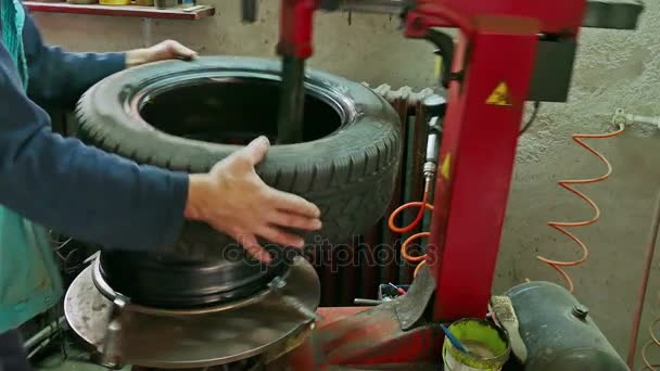 Služba na opravu pneumatik