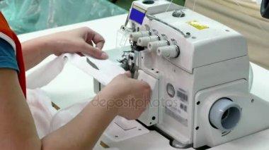 Sewing womens socks