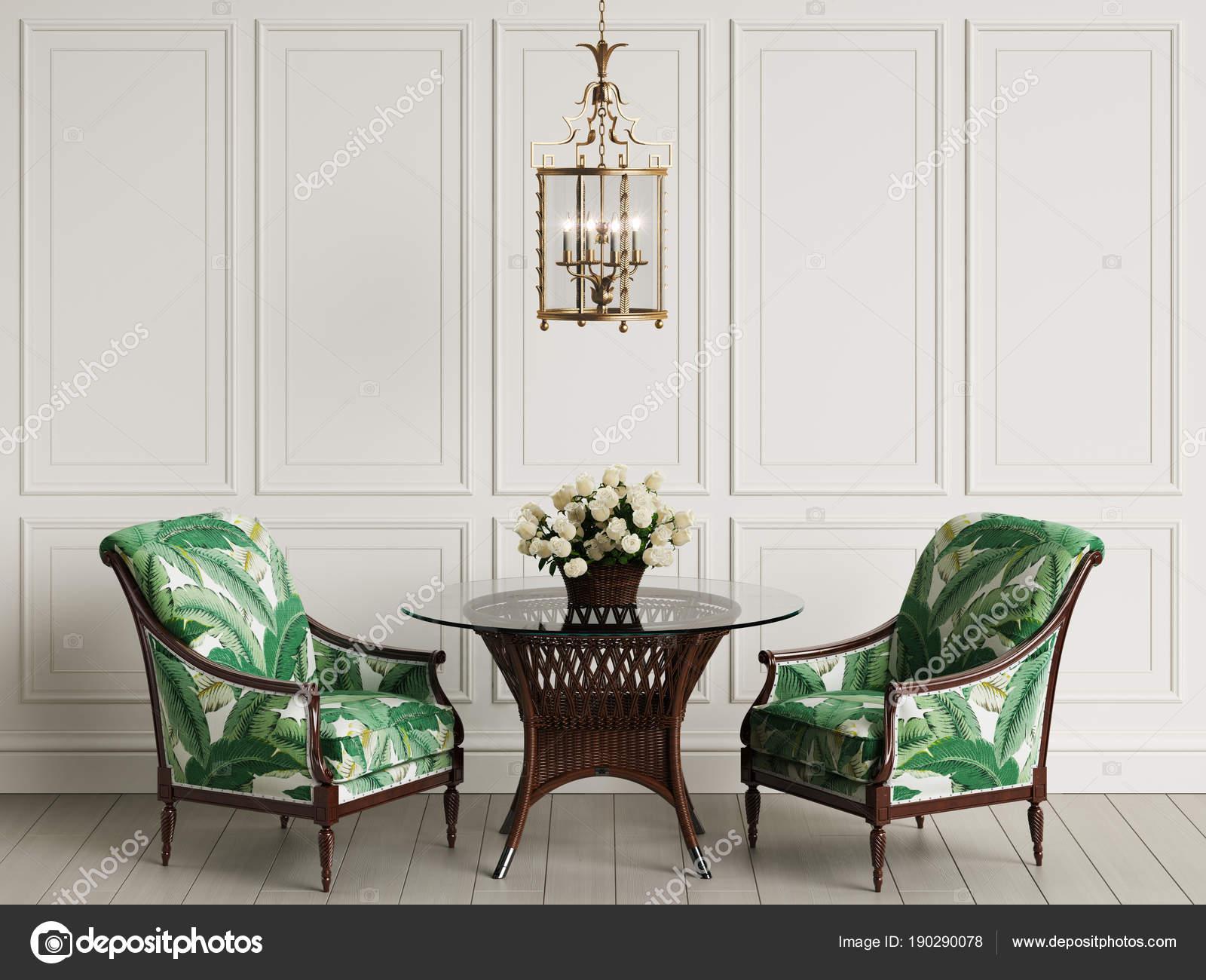 Sedie In Rattan Da Interno : Mobili giardino interni classici sedie rattan vaso con rose