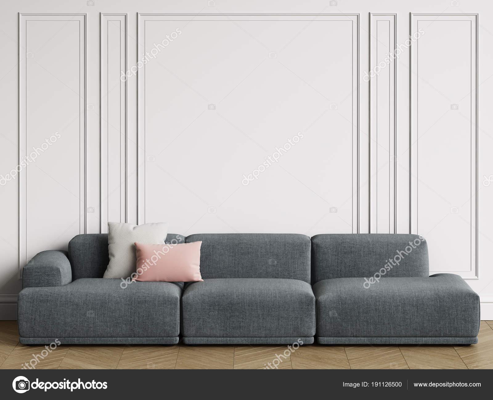 Sof design escandinavo moderno interior paredes com for Interior design moderno