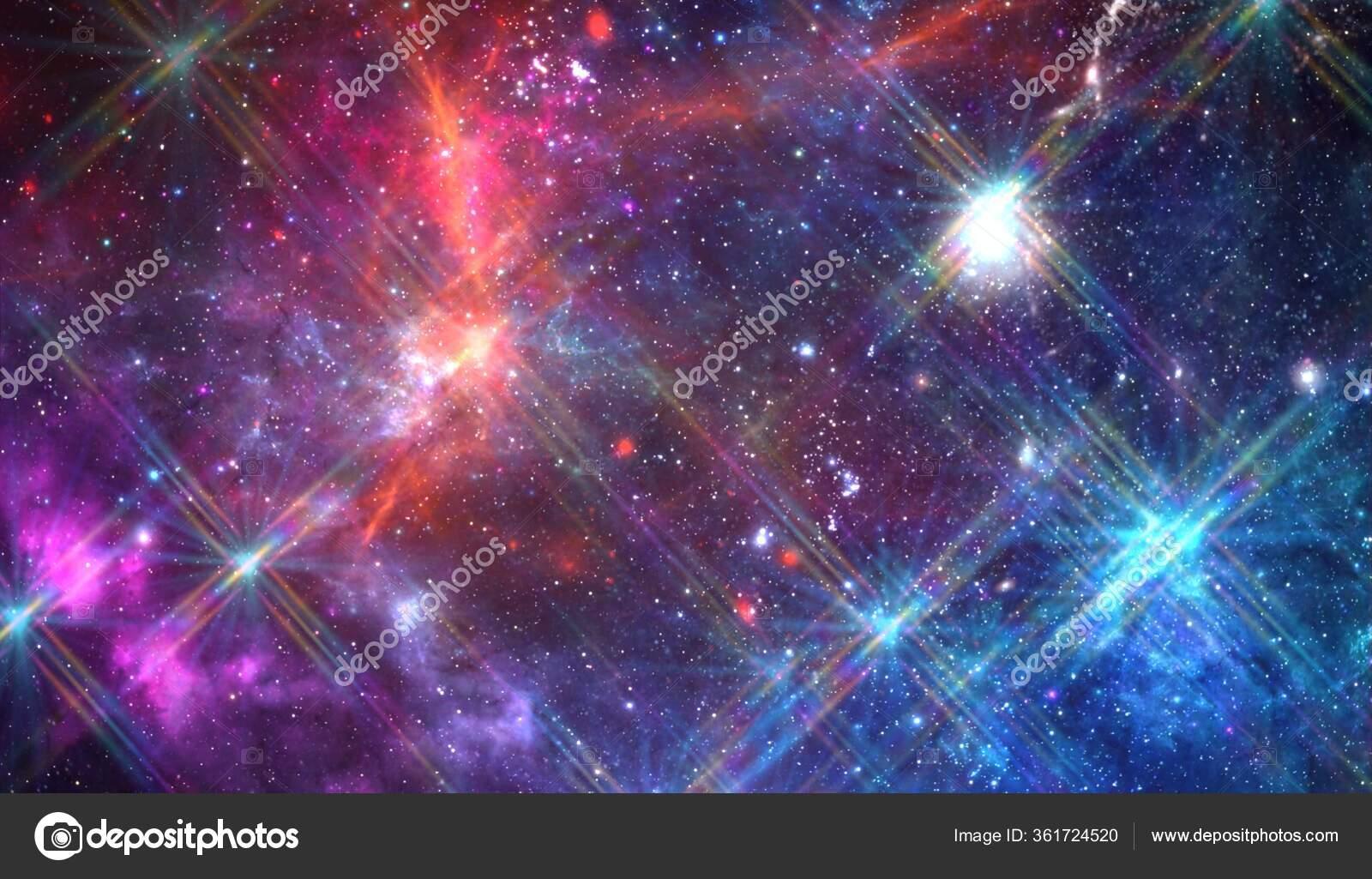 depositphotos 361724520 stock photo black hole planets galaxy science