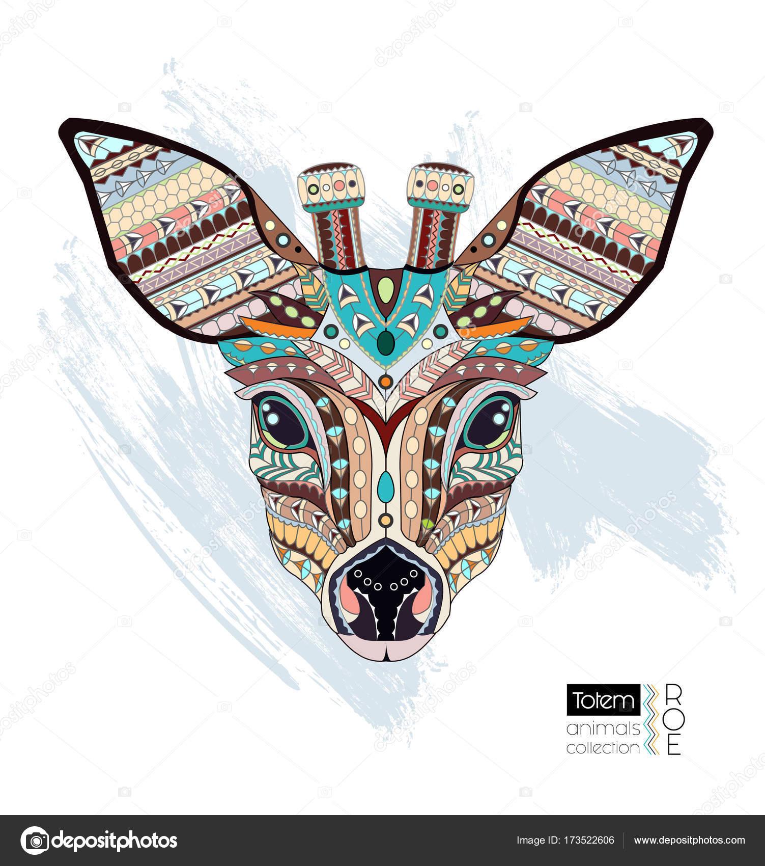Kleurplaten Dieren Herten.Herten Reeen Hoofd Kleurplaat Boeken Pagina Etnische Dieren