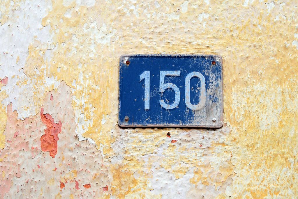 House number 150