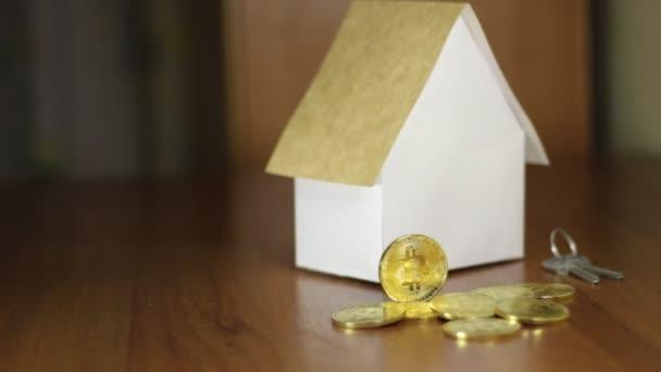 Nakupovat a prodávat nemovitosti pomocí Bitcoinu. Výdaje na Bitcoin. Přijmout mezinárodní platby s kryptoměn