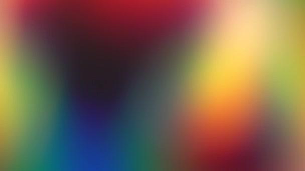 Homályos neon szivárvány elvont gradiens háttér. Violet, lila, kék, zöld, sárga, narancs, piros színek. Egy világos, színes felhő. Dinamikus, színes fény. Hipnotikus mozgás