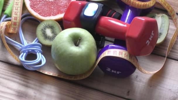 A koncepció az egészséges életmód, sport és táplálkozás