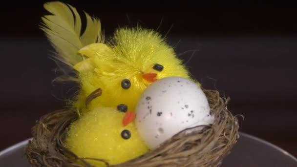 Velikonoční hnízdo pro dovolenou
