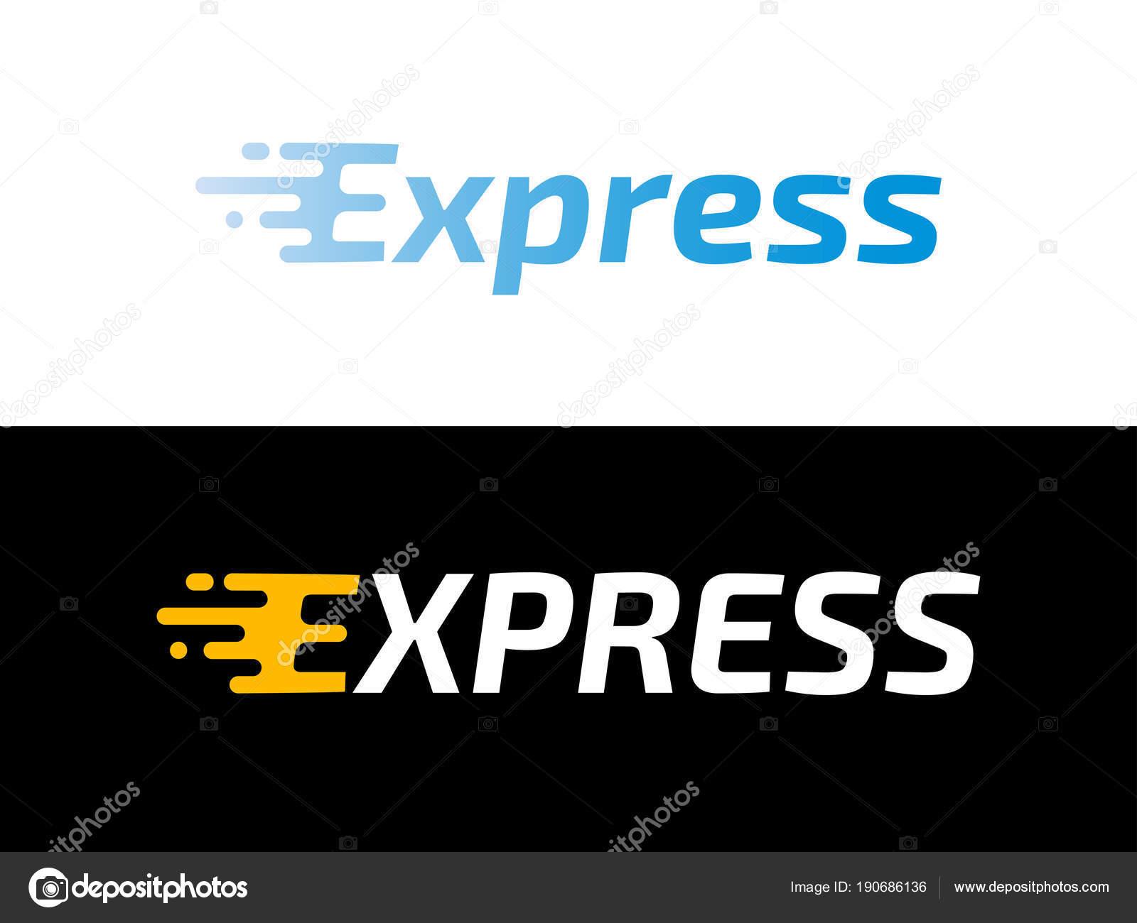 f1eea148a287d2 Transport logistique ou Express livraison poste courrier logo pour ...
