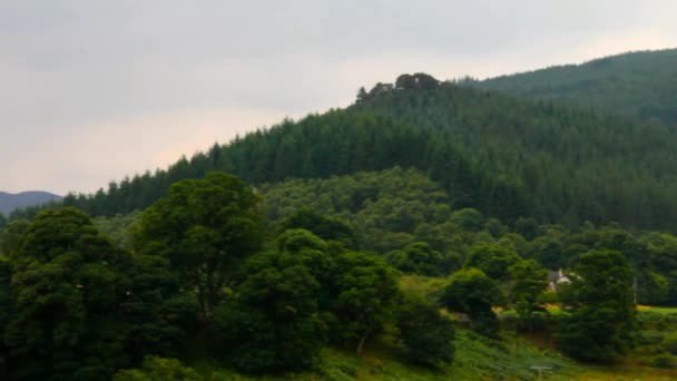 Skotsko Landscape.scottish Vysočina