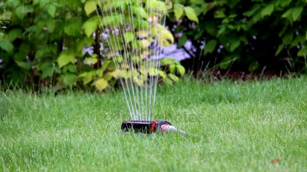 Zařízení pro zavlažování trávníku
