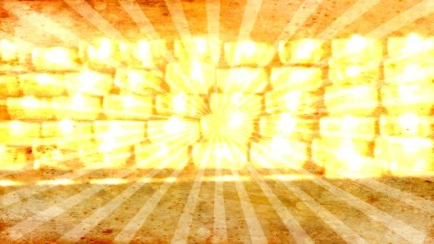 Grunge hořící kostelní svíčky pozadí