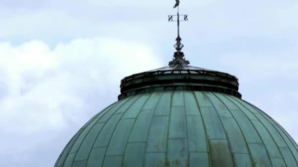 Blick auf die Kuppel Friedrichsbad. Baden-Baden, Deutschland