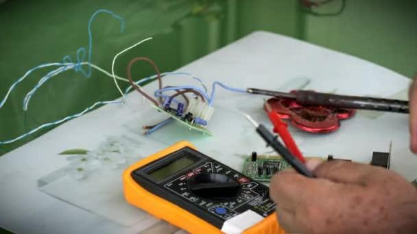 Časová prodleva kontrola elektroniky