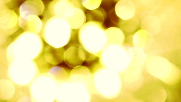 Blur žluté oranžové abstraktní pozadí