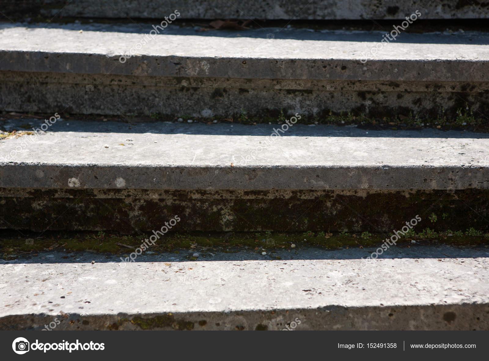 Treppenstufen Stein