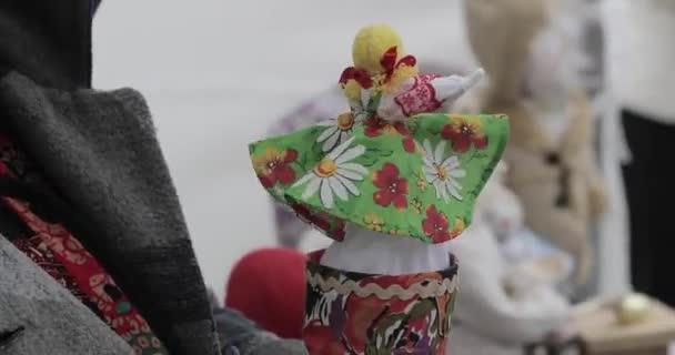 staré ruské lidové toy Doll