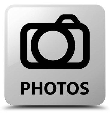Photos (camera icon) white square button