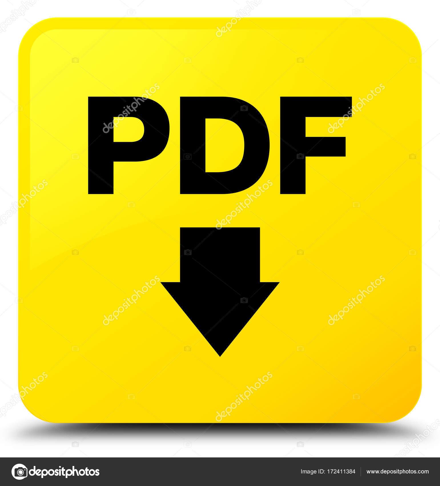 Grey pdf download sign icon royalty free vector image.