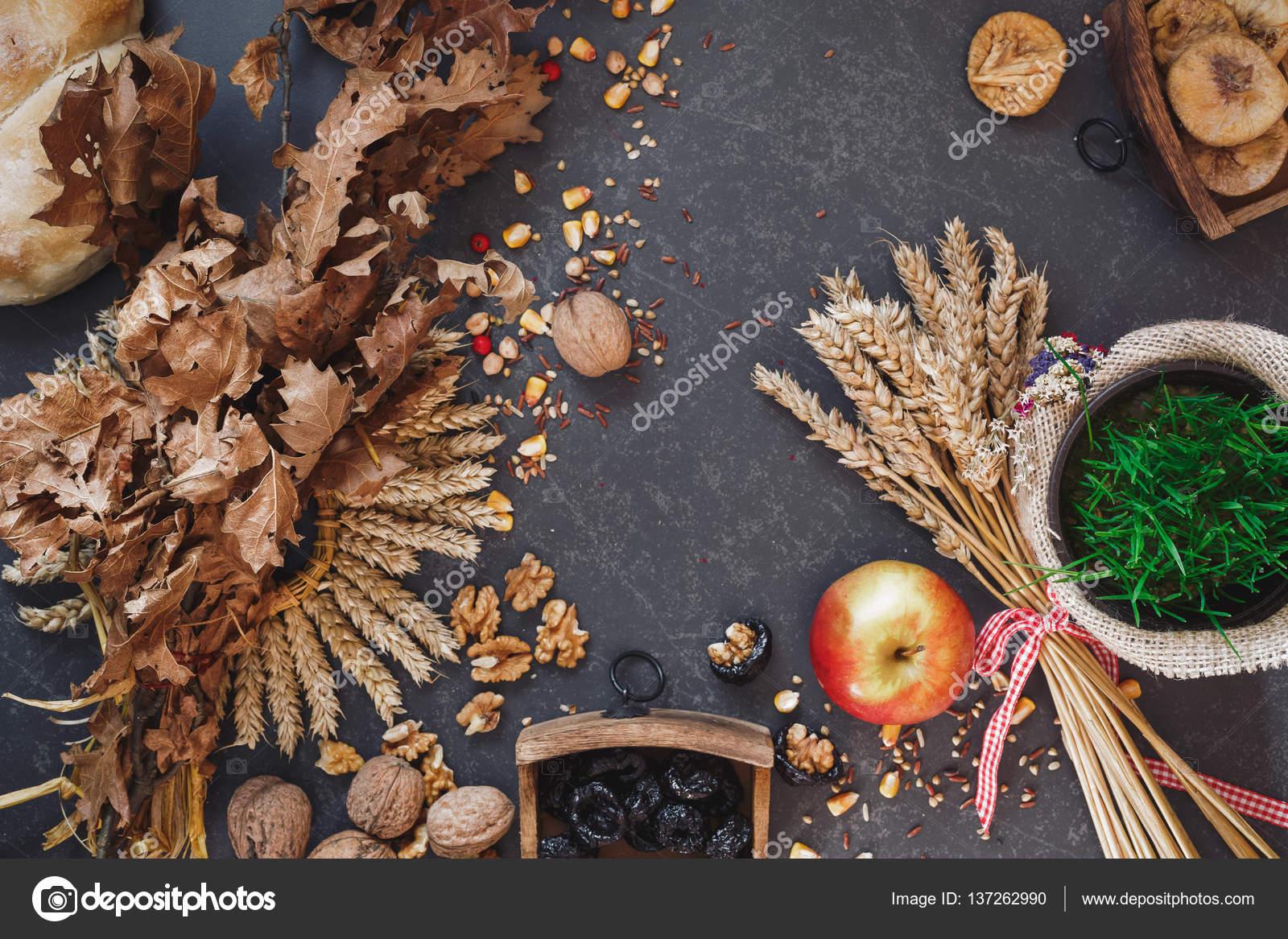 Orthodoxe Weihnachten.Orthodoxe Weihnachten Traditionen Auf Rustikalen Tisch