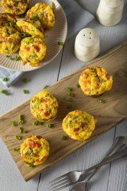 Homemade Healthy Breakfast Egg Muffins