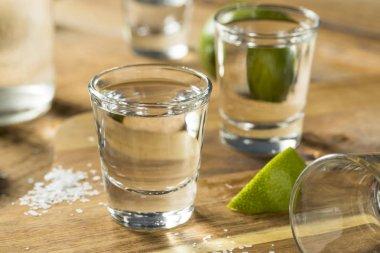 Alcohol Mezcal Tequila Shots