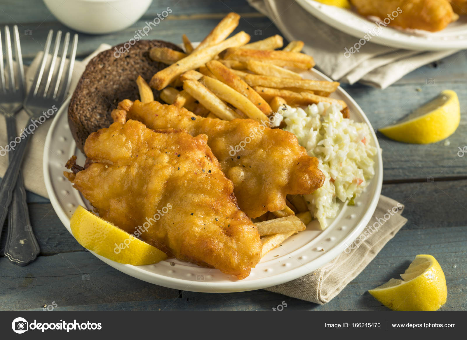 Cerveja caseira agredidas peixe frito stock photo for Homemade fish fry