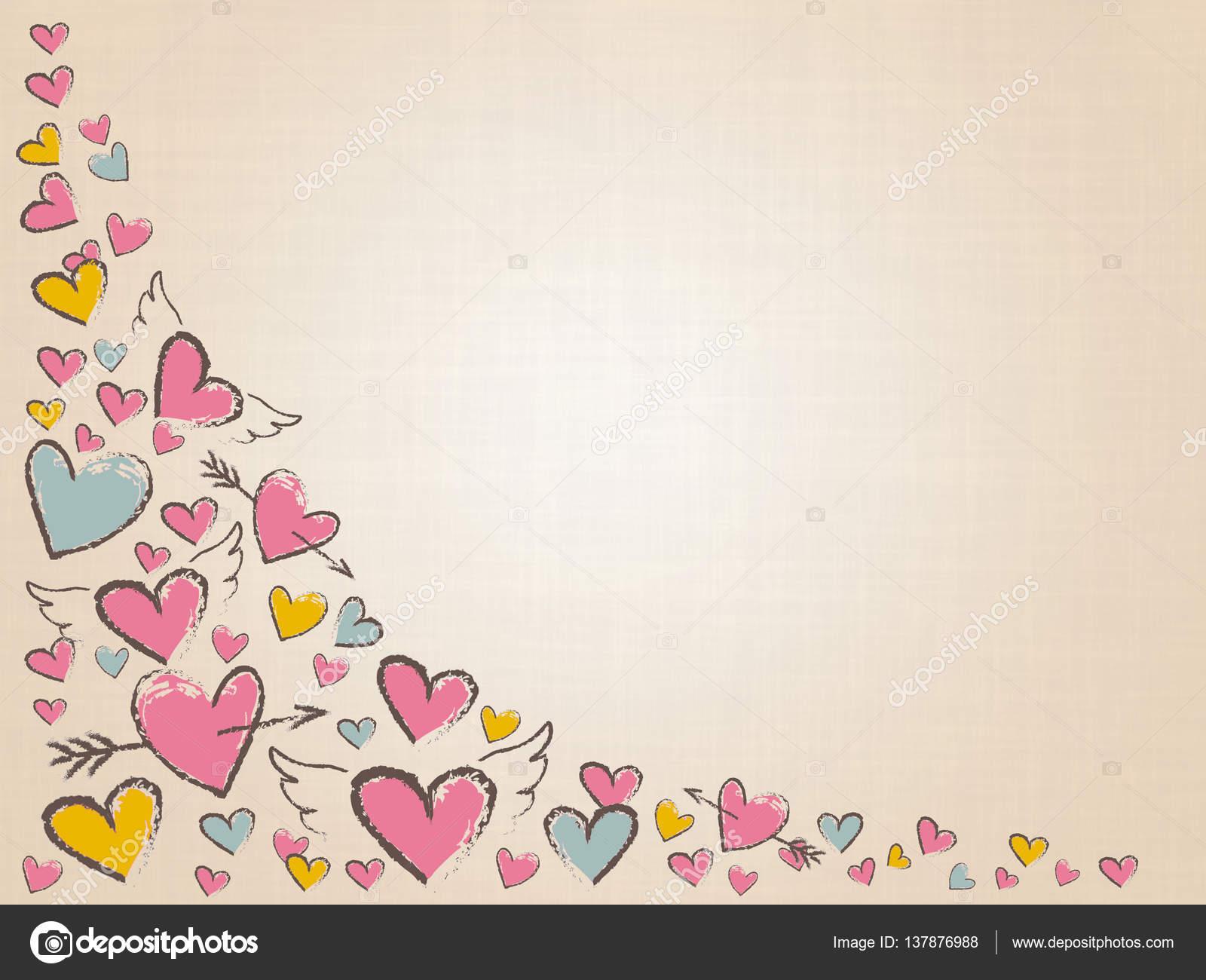Fondo: Fondo De Amor Vintage