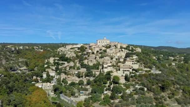 Gordes - středověká vesnice v Provence, Francie.