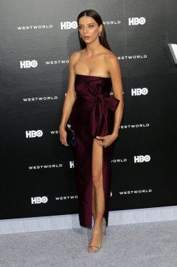 actress Angela Sarafyan