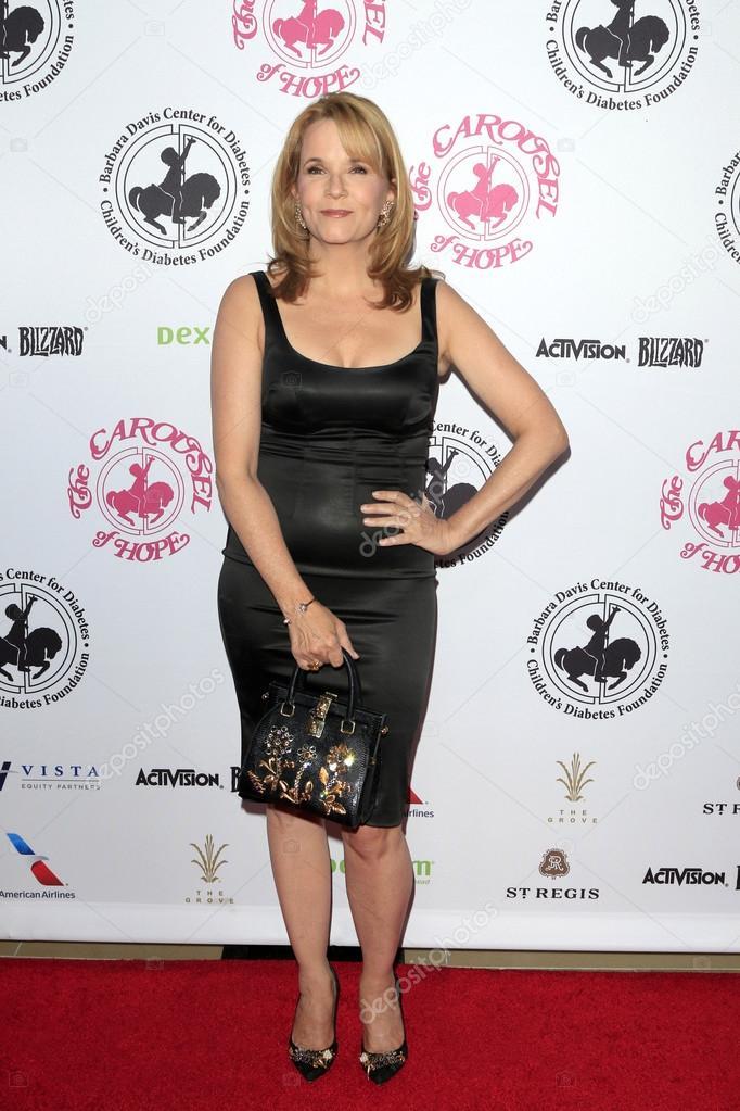 actress  Lea Thompson