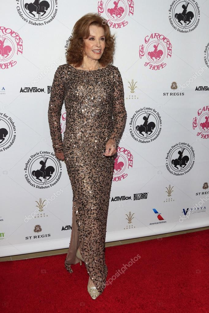 actress Stefanie Powers