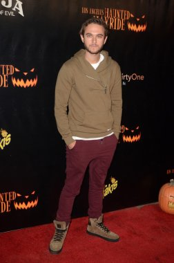 Zedd at the Haunted Hayride 8th Annual VIP Black Carpet Event