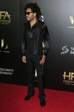 singer Lenny Kravitz